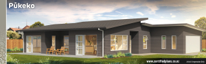 Pukeko house plan
